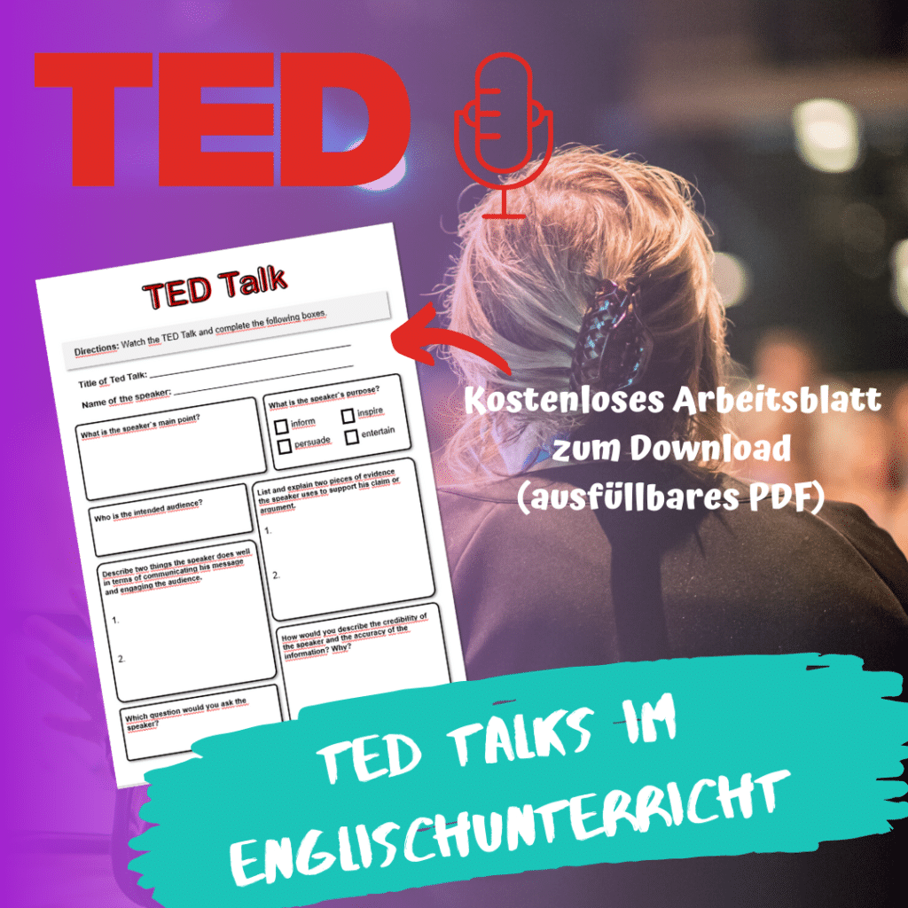 Copy of TED Talks im Englischunterricht
